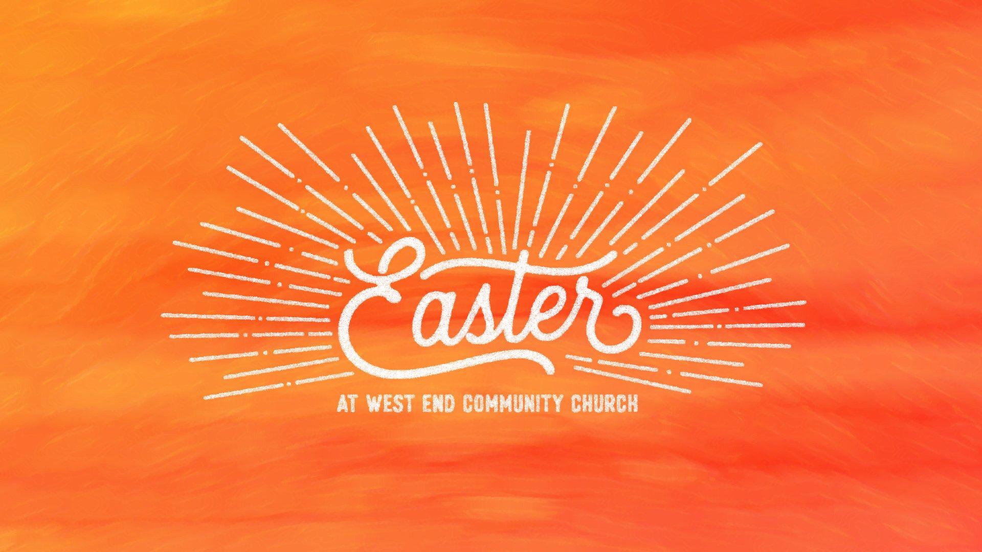 Easter Outdoor Services